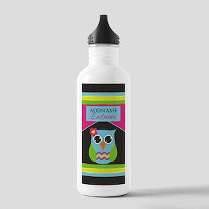Custom Gift For Kids O Stainless Water Bottle 1.0L