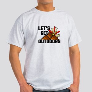 Let's Get Outdoors T-Shirt