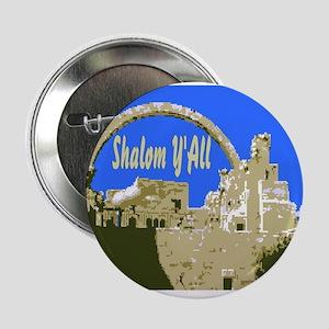 Shalom Y'all Jerusalem Button