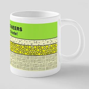 Civil Engineers Make the Grade Mugs