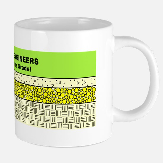 Civil Engineers Make the Grade Mugs