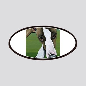 Whippet Dog Patch