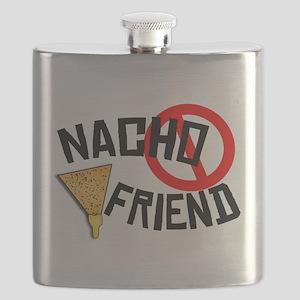 Nacho Friend Flask