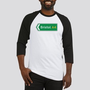 Bristol Roadmarker, UK Baseball Jersey