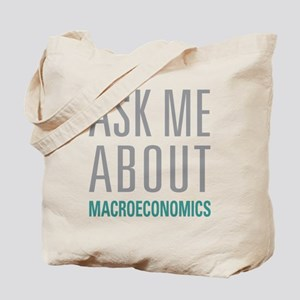 Macroeconomics Tote Bag