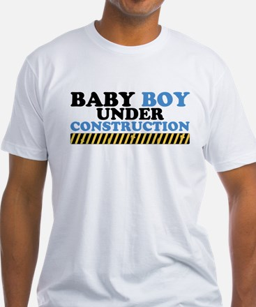 Cute Baby under construction Shirt