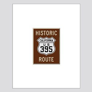 Historic Route 395 Posters