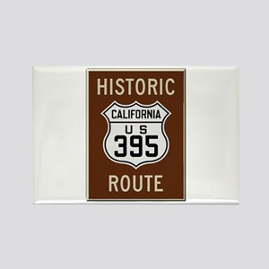 Historic Route 395 Magnets