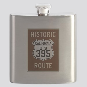 Historic Route 395 Flask