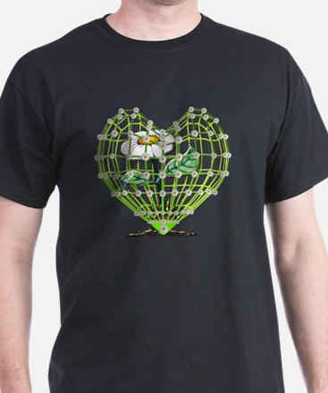 Cute Heavy metal valentine T-Shirt