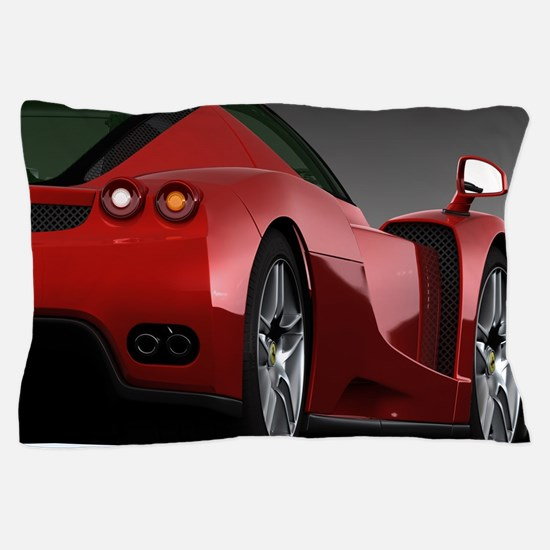 Cute Automotive Pillow Case