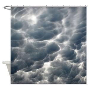 Weather Shower Curtains