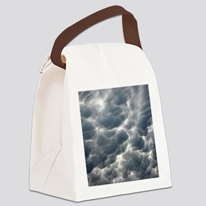 STORM CLOUDS 2 Canvas Lunch Bag
