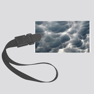 STORM CLOUDS 2 Large Luggage Tag