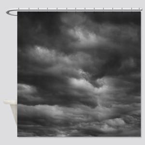 STORM CLOUDS 1 Shower Curtain