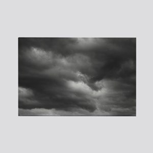STORM CLOUDS 1 Rectangle Magnet