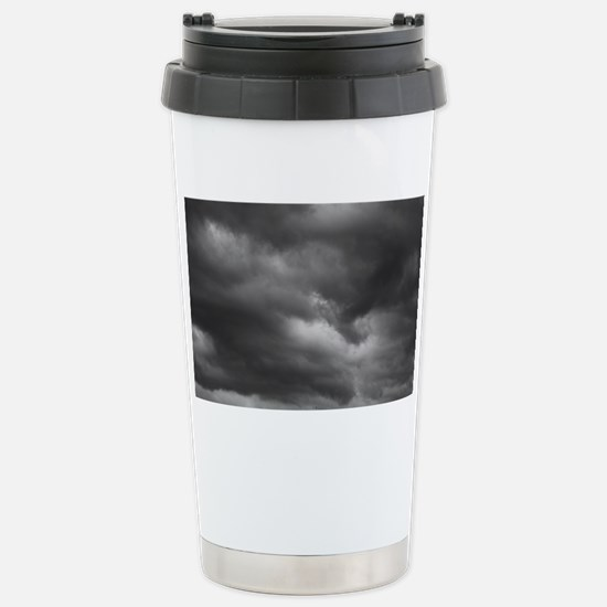 STORM CLOUDS 1 Stainless Steel Travel Mug