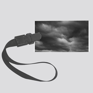 STORM CLOUDS 1 Large Luggage Tag