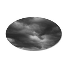STORM CLOUDS 1 Wall Decal