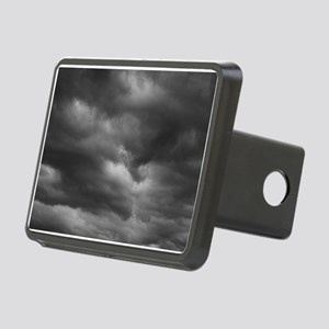 STORM CLOUDS 1 Rectangular Hitch Cover