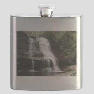 Muddy Creek Falls Flask