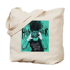 Haymaker by Crabapple Blue Tote Bag