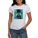 Haymaker By Crabapple Blue Women's T-Shirt