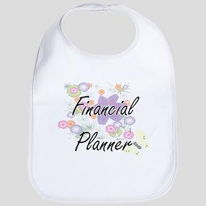 Financial Planner Artistic Job Design with Flo Bib