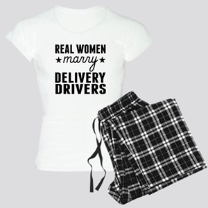 Real Women Marry Delivery Drivers Pajamas