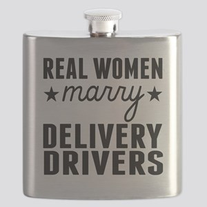 Real Women Marry Delivery Drivers Flask