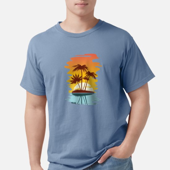 Tropical Sunset T-Shirt