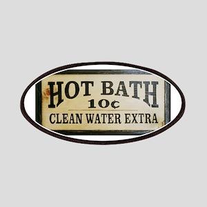 Hot Bath 10 Cents Patch
