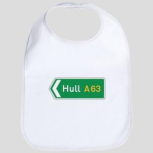Hull Roadmarker, UK Bib