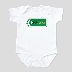 Hull Roadmarker, UK Infant Bodysuit