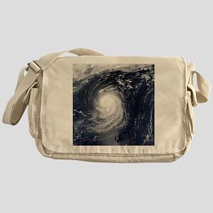 HURRICANE IRENE Messenger Bag