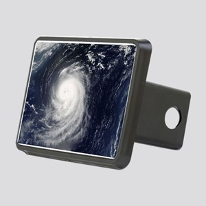HURRICANE IRENE Rectangular Hitch Cover