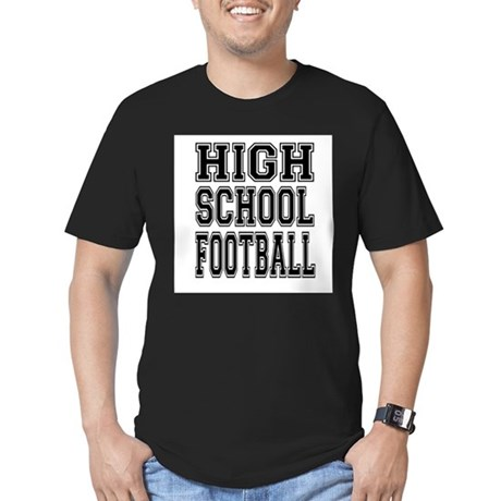 High School Football T-Shirt
