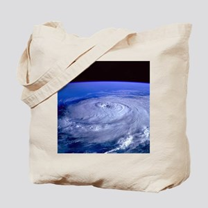 HURRICANE ELENA Tote Bag