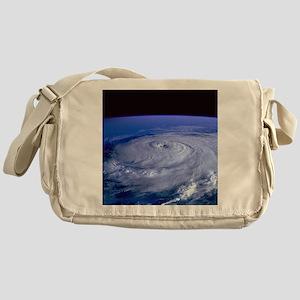 HURRICANE ELENA Messenger Bag