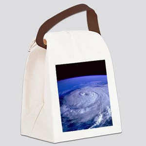 HURRICANE ELENA Canvas Lunch Bag