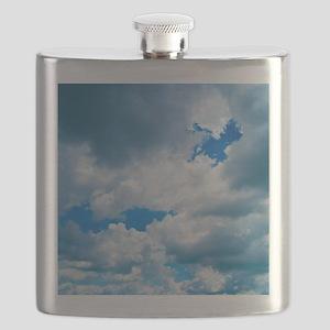 CUMULUS CLOUDS Flask