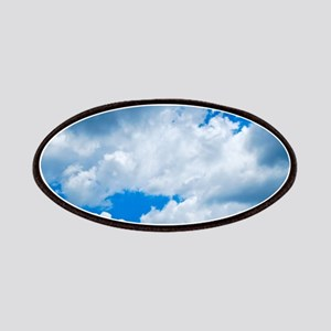 CUMULUS CLOUDS Patch