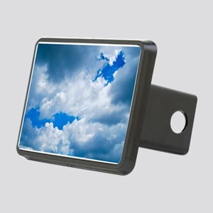 CUMULUS CLOUDS Rectangular Hitch Cover