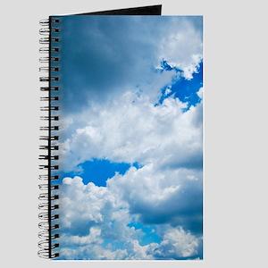 CUMULUS CLOUDS Journal