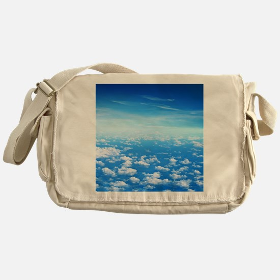 CLOUDS Messenger Bag