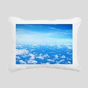 CLOUDS Rectangular Canvas Pillow