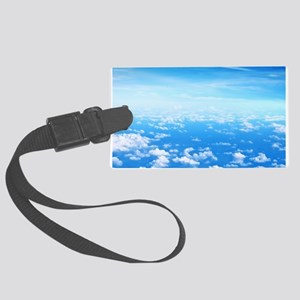 CLOUDS Large Luggage Tag