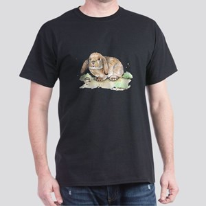 Watercolor Bunny T-Shirt