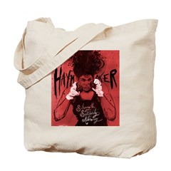 Haymaker By Crabapple Red Tote Bag