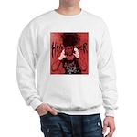 Haymaker By Crabapple Red Sweatshirt
